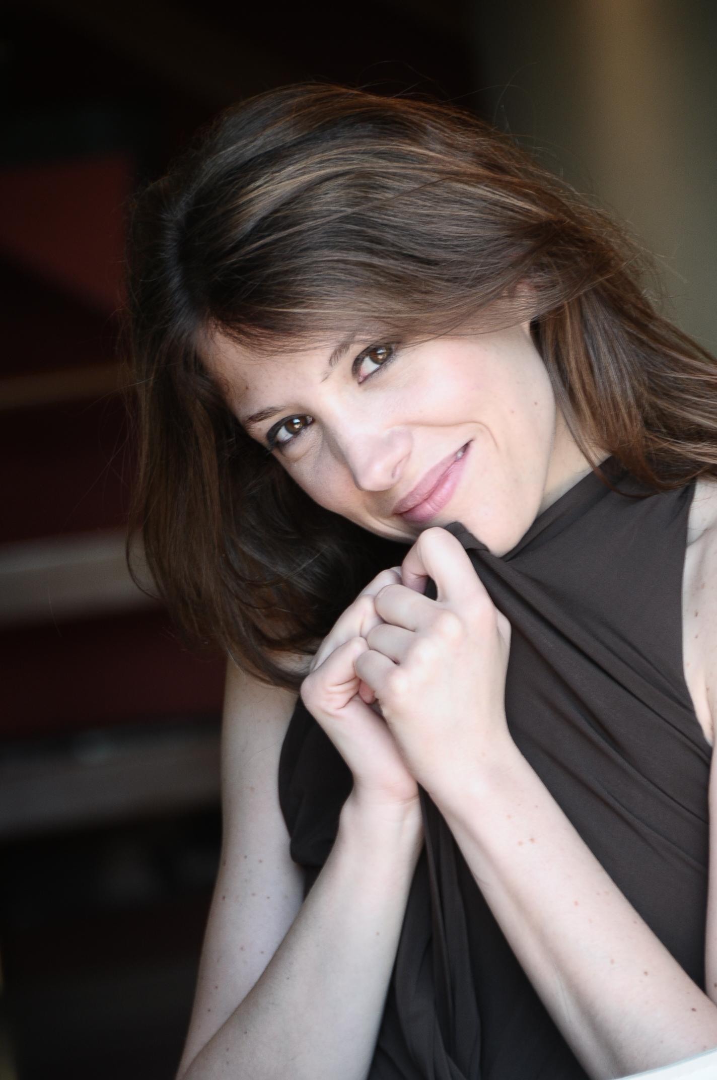 Cristina Puccinelli Actress Photo book by Federico Ferrantini