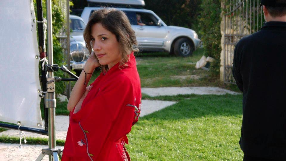 Cristina Puccinelli Actress