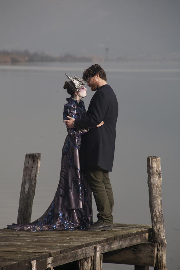 """Cristina Puccinelli, web video """"A Dream In The Land Of Giacomo Puccini"""""""