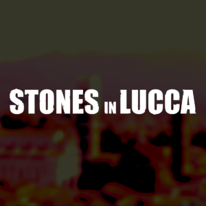 Stones in Lucca - Logo