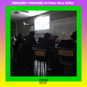 Laboratorio Cinema - Cristina Puccinelli