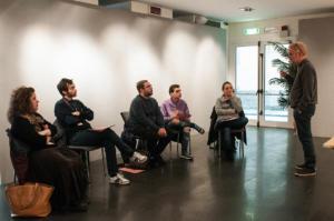 Stage di formazione sul set - Cristina Puccinelli
