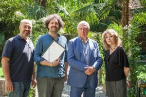 Workshop Peter Greenaway - Lucca Experientia Artis