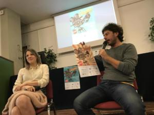 Laboratorio Cinema - Cristina Puccinelli e Sydney Sibilia